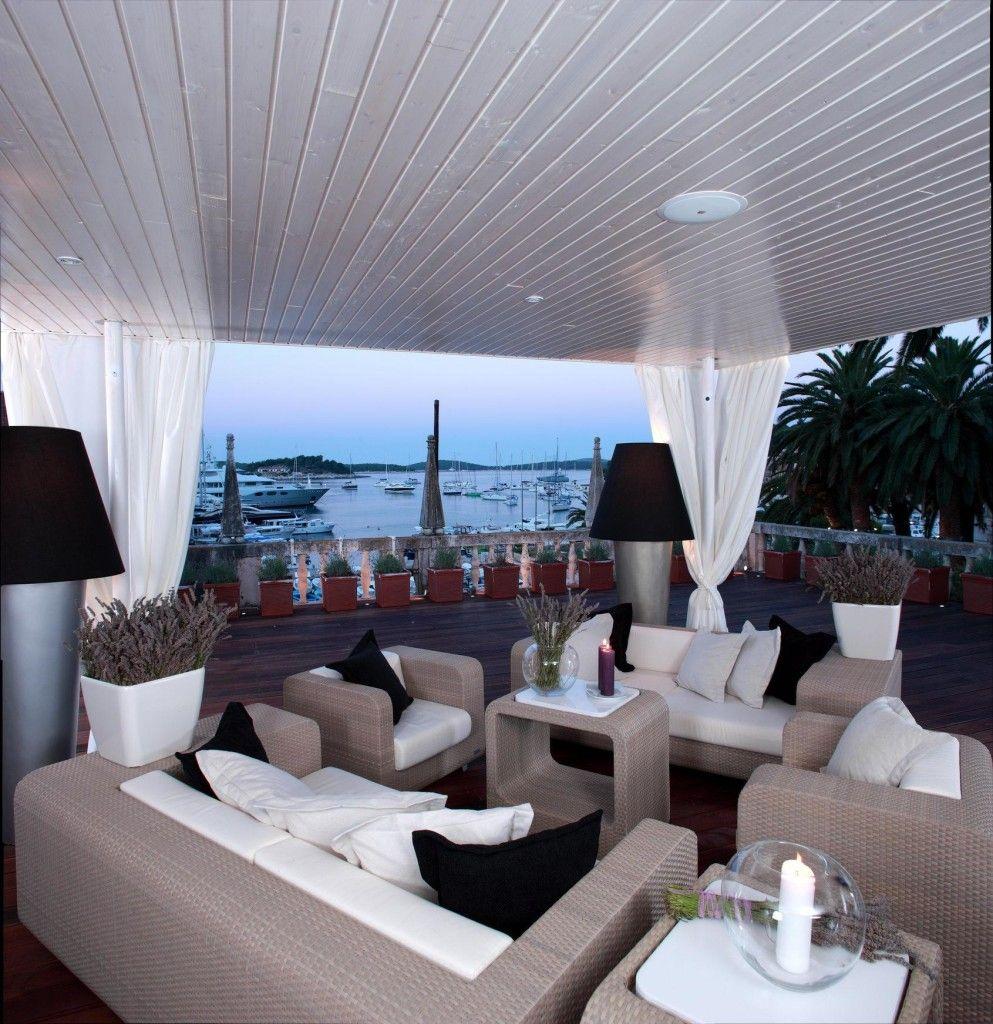 Hôtel Palace 3* sur île de Hvar