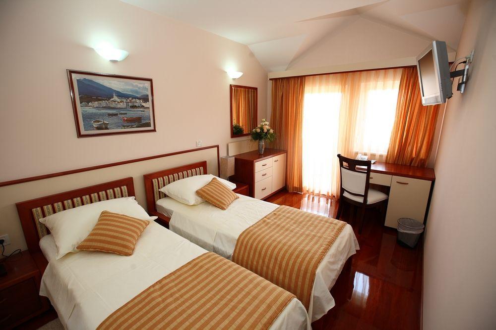 Chambre lits jumeaux hôtel Trogir