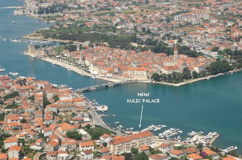 Hôtel central Trogir : Hotel Palace