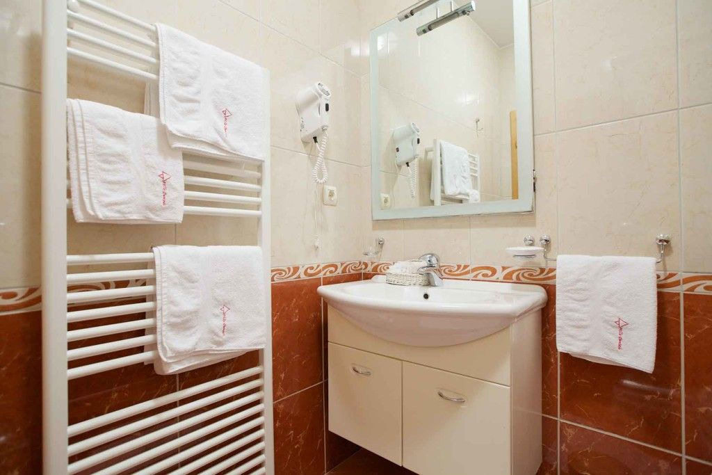 Villa Daniela à Bol - Salle de bain