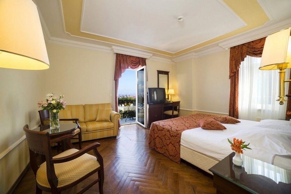 Hôtel à Opatija centre pour séjour en Istrie