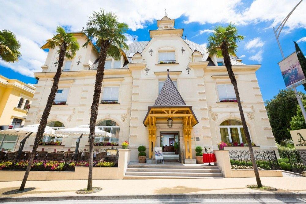 Hôtel 4* dans le centre d'Opatija.