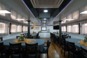 croisiere-caique-Kleopatra salle de restaurant