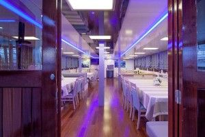 Caïque Paradis restaurant