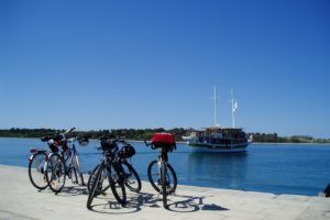 Rando-croisière à vélo en Croatie
