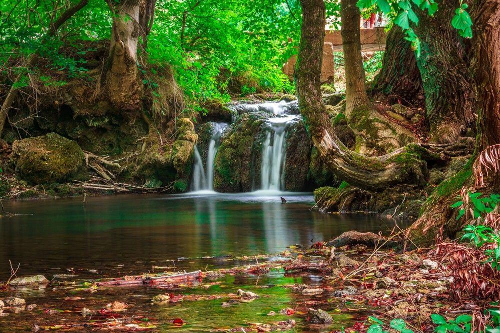 Cascade lisine serbie by magyshadow bemextours for Nature et decouvertes tours