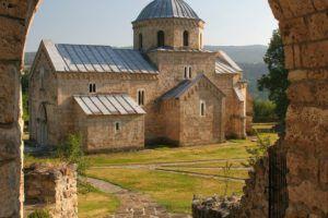 Serbie, Monastère Gradac