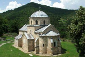 Monastère Gradac