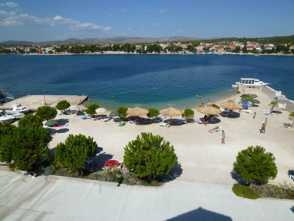 Hôtel spongiola région de Sibenik avec Bemex tours voyage sur mesure en Croatie