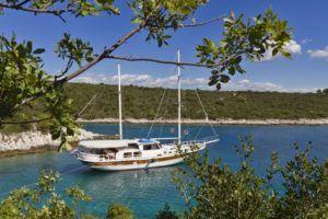Privatiser bateau en Croatie