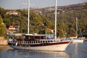 Voyage goélette en Croatie Bemex Tours