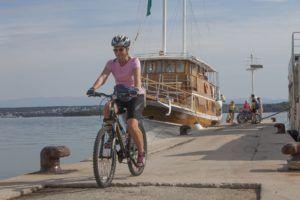 Croisière Croatie et randonnée à vélo