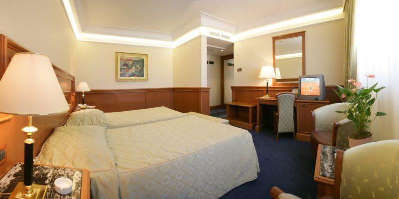 Hôtel à Zagreb pour weekend