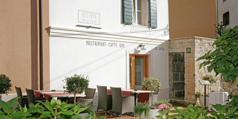 Hôtel de charme en Istrie