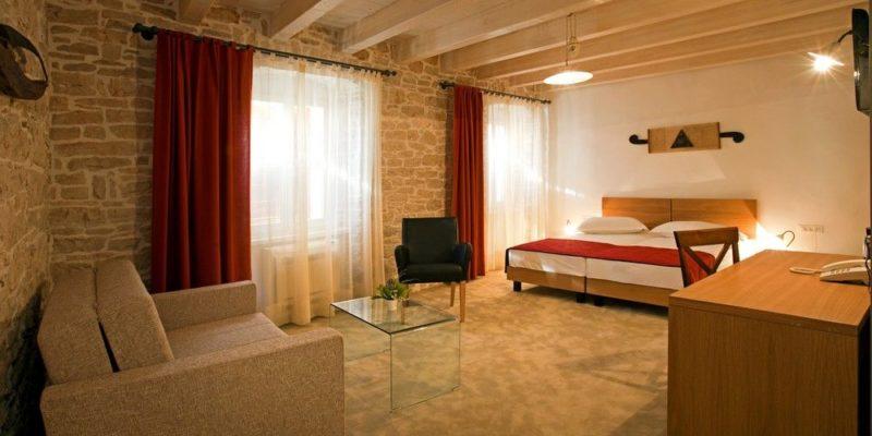 Hôtel 4* en Istrie