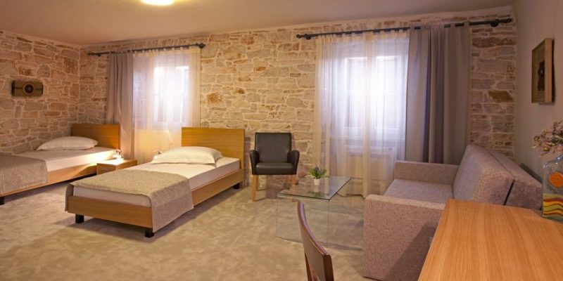Séjour sur mesure hôtel 4* Istrie