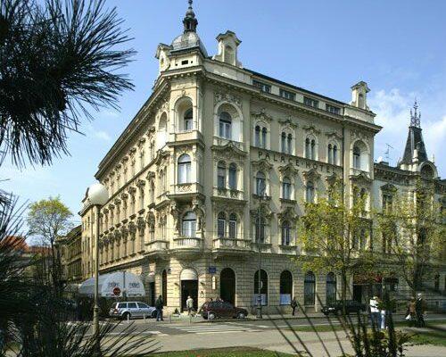 Zagreb, hôtel 4*