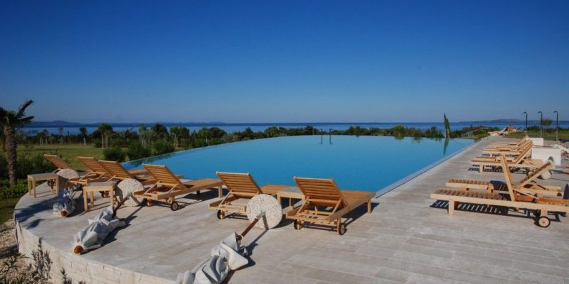 hôtel avec piscine région Zadar