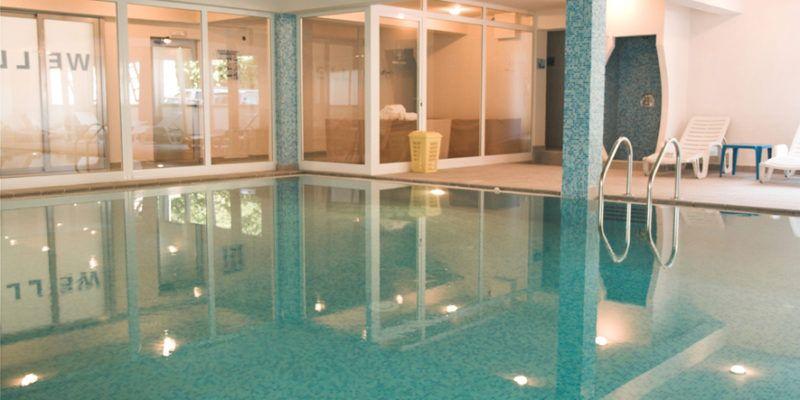 hôtel avec piscine en Istrie