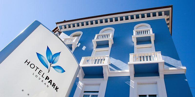 hôtel de charme à Opatija