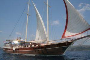 Croisière en Croatie départ Split
