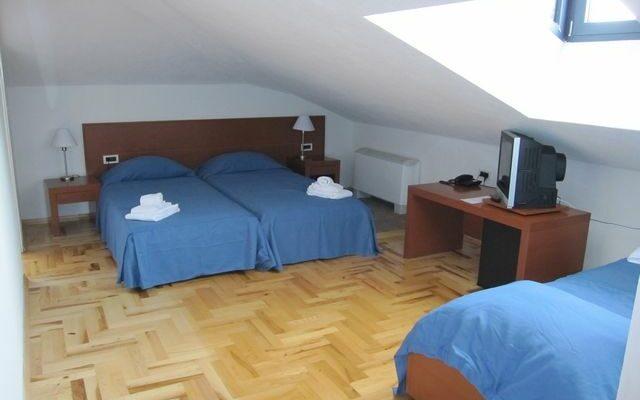 Hotel Park 3* à Lovran-chambre triple