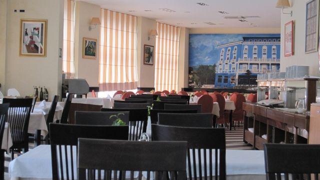Hotel Park 3* à Lovran-restaurant