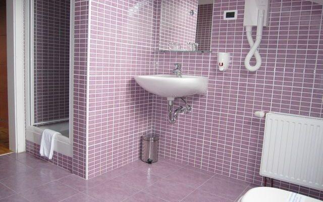 Hotel Park 3* à Lovran-salle de bain