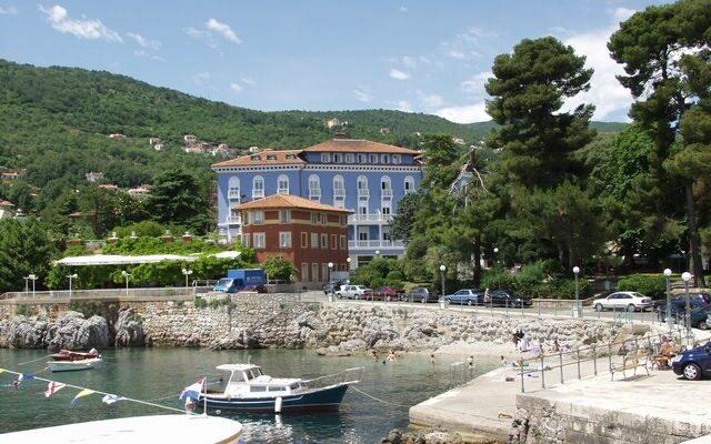 hôtel village Lovran Croatie