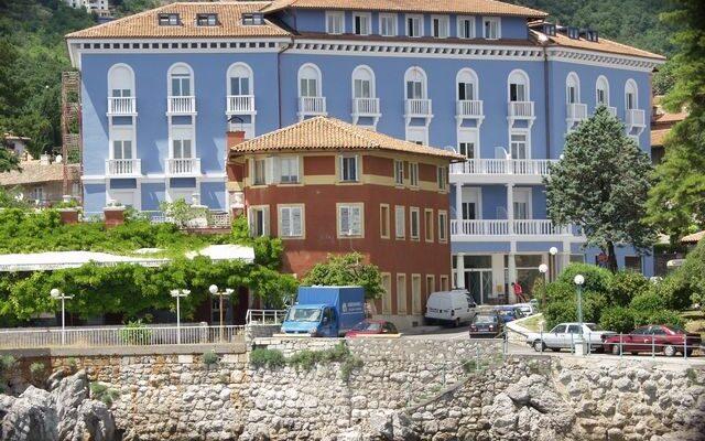 hôtel de charme région Opatija
